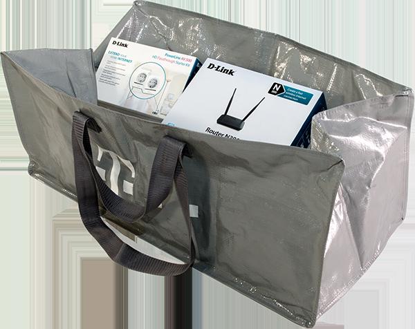 Tartós, töbször használatos táskák