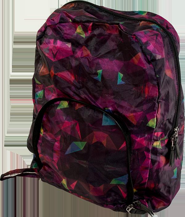 Összehajtható okos táskák és hátizsákok